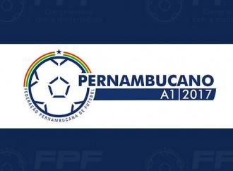 Domingo de jogos pelo Pernambucano Série A1