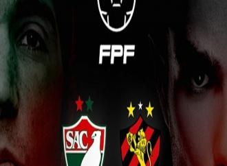 FINAL: Salgueiro e Sport se enfrentam no Cornélio de Barros