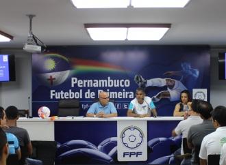 Árbitros realizam a primeira reunião da pré-temporada 2018