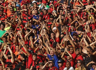 Diretoria rubro-negra faz promoção de ingresso para Sport x Vasco