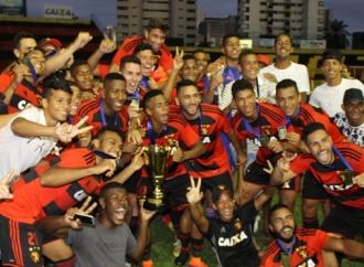 Sport vence o América e é tricampeão do Pernambucano Sub-20