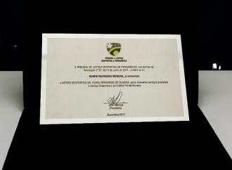TJD-PE cria medalha de Honra ao Mérito