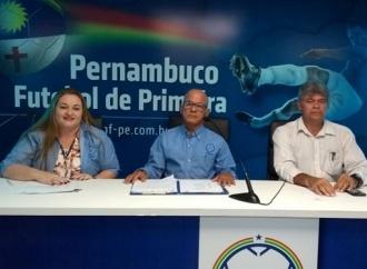 Ceaf divulga arbitragem da primeira rodada do Pernambucano A1