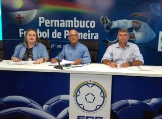 Ceaf divulga quarteto de arbitragem para Sport e Afogados