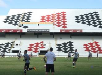 Santa Cruz encara o Treze pela Copa do Nordeste