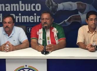 Sérgio China é anunciado  como novo técnico do Salgueiro