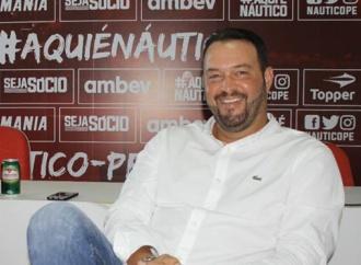 Roberto Fernandes fala sobre a boa fase do Náutico