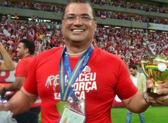"""""""A Série C é o principal objetivo em 2018"""", diz Edno Melo"""