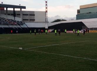 Central inicia preparação visando primeira vitória na Série D