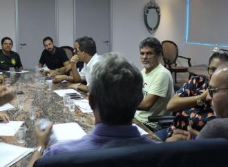 Clubes levam propostas para Conselho Técnico da Série A2