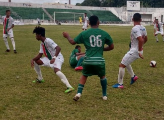 Pernambucano Sub-20 segue bem disputado