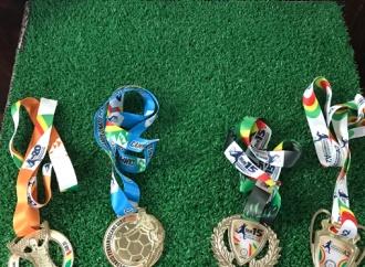 FPF divulga medalhas das competições