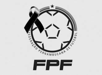 FPF decreta luto pela morte de Adelson Wanderley