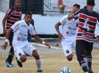 Santa Cruz não passa pelo ABC na Copa do Nordeste Sub-20