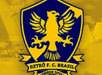 Retrô FC lançará uniforme na noite desta segunda-feira