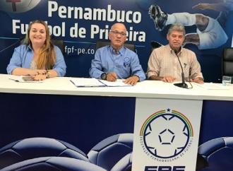 CEAF divulga árbitros que irão apitar a primeira rodada PE A1