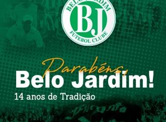 Belo Jardim completa 14 anos de fundação