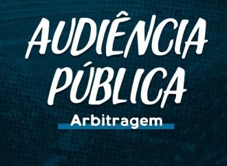 Confira a arbitragem dos jogos válidos pela 8ª Rodada