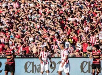 Final ida: Sport vence o Náutico nos Aflitos