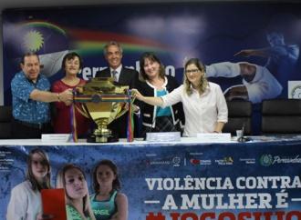 Governo e FPF: Campanha Violência Contra a Mulher é Jogo Sujo