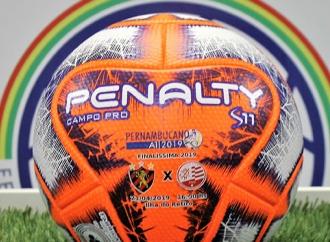 FPF apresenta bola personalizada para Final do PE A1 2019