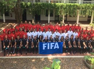 Presidente da Ceaf realiza curso promovido pela CONMEBOL/FIFA