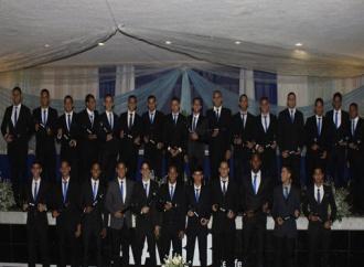 Formatura: Novos árbitros e assistentes receberam certificado
