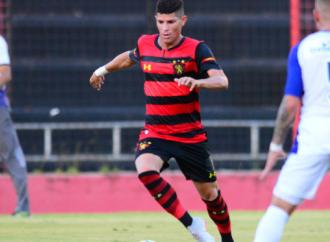 Sport enfrenta o Santos pelo Brasileiro Sub-20