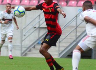 O Sport enfrenta o Vitória pelo Brasileiro Sub-20