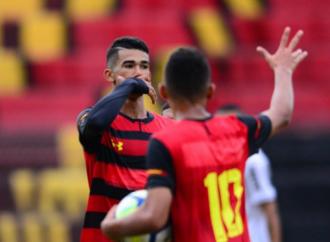 Na Arena, Sport vence o Bahia pelo Brasileiro Sub-20