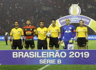 Sport bate o Bragantino na Ilha do Retiro