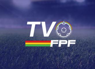 TV FPF transmite dois jogos neste final de semana