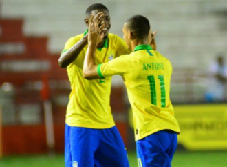 Seleção Olímpica vence Venezuela em primeiro amistoso no Recife
