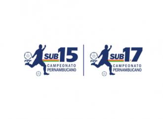 Nove jogos movimentam o Pernambucano Sub-15 e Sub-17
