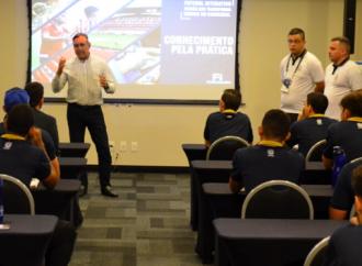 CBF Academy realizou curso de Análise de Desempenho no Recife