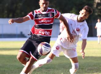 Copa PE: Náutico e Santa empatam em primeiro jogo da final