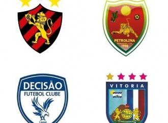 Quadrangular com jogos decisivos no Recife e em Caruaru