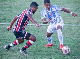 Santa Cruz traz um ponto de Belém na estreia pela Série C