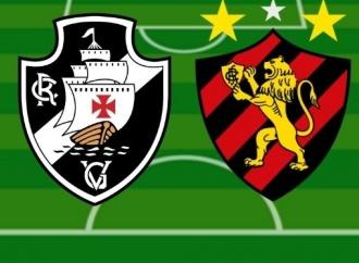 Sport encara o Vasco pela segunda rodada do Brasileirão