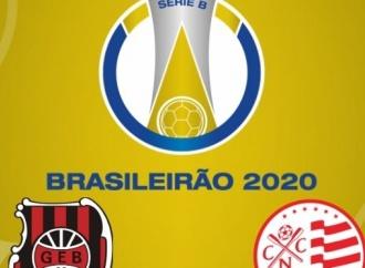 Náutico enfrenta o Brasil-RS de olho no G4