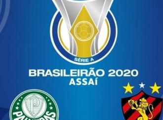 Sport encara o Palmeiras pela 10ª rodada