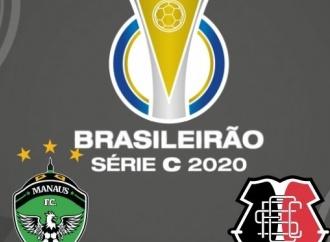 Santa Cruz defende a liderança do grupo A em Manaus