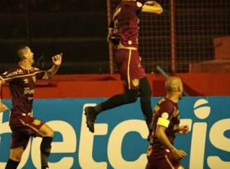Sport: Maidana é o defensor com mais gols no Brasileirão