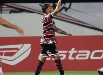 Sem sustos, Santa derrota Vila Nova e se classifica à 2ª fase