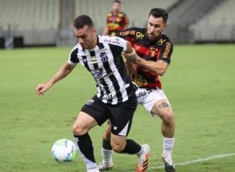 Sport aguenta 'calor' do Ceará e arranca empate no Castelão