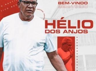 Náutico oficializa contratação de técnico Hélio dos Anjos