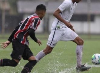 Santa Cruz é superado pelo Santos e se despede do Aspirantes