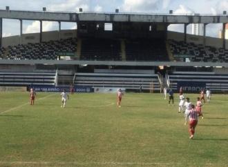 Central e Náutico empatam em 1 a 1 no jogo de ida da semifinal