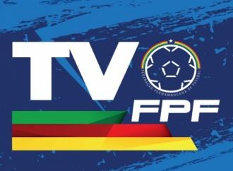 FPF-TV transmite dois jogos neste domingo. Confira a grade