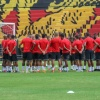 Sport focado para o duelo diante do Flamengo